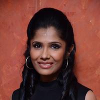 Anuradha Sriram - Big Tamil Melody Awards Photos