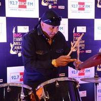 Drums Sivamani - Big Tamil Melody Awards Photos
