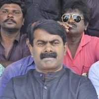 Seeman - Distributors Protest Against Lingaa Photos | Picture 930719