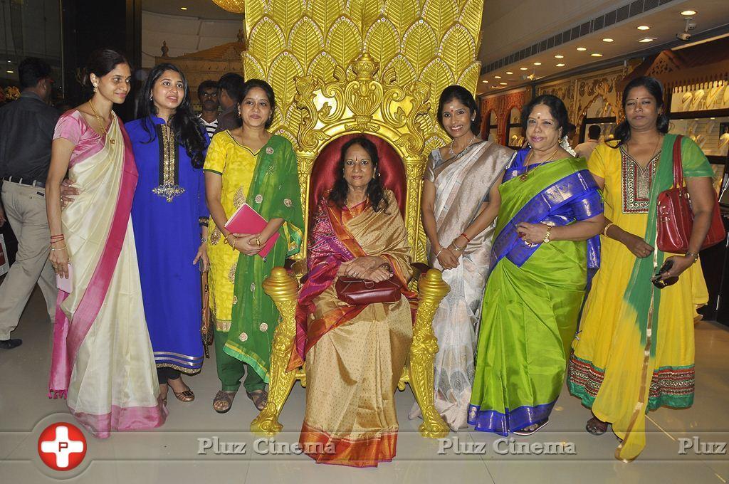 Joyalukkas Platinum Collection Launch Photos | Picture 930706
