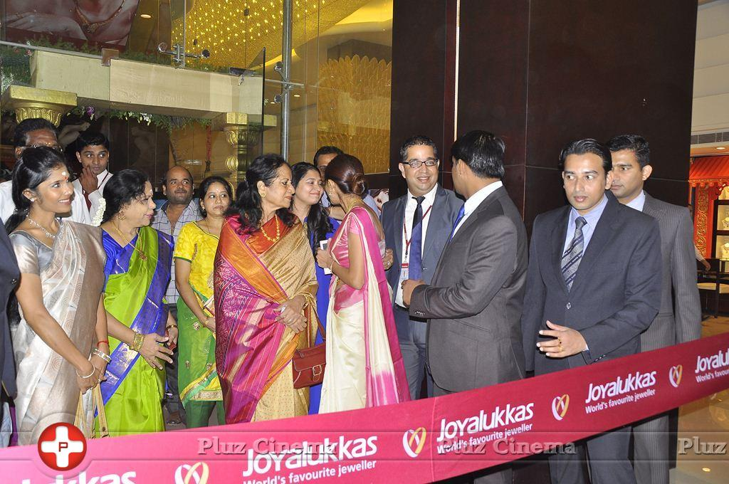 Joyalukkas Platinum Collection Launch Photos | Picture 930713