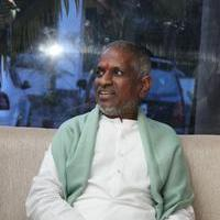 Ilayaraja - Ilayaraja at Shamitabh Movie Press Meet Photos