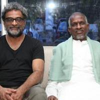 Ilayaraja at Shamitabh Movie Press Meet Photos