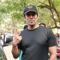 Vikram - Vikram at I Movie Press Meet Stills   Picture 934609