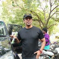 Vikram - Vikram at I Movie Press Meet Stills   Picture 934614
