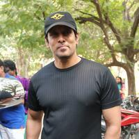Vikram - Vikram at I Movie Press Meet Stills   Picture 934615