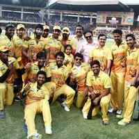 CCL 5 Chennai Rhinos Vs Veer Marathi Match Photos