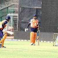 CCL 5 Chennai Rhinos Vs Veer Marathi Match Photos