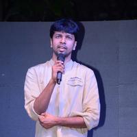 Madhan Karky - Moone Moonu Varthai Movie Audio Launch Stills   Picture 936195
