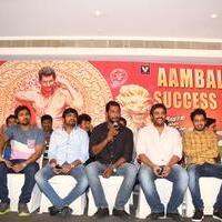 Aambala Movie Success Meet Stills | Picture 938657