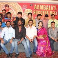 Aambala Movie Success Meet Stills | Picture 938660
