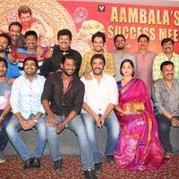 Aambala Movie Success Meet Stills | Picture 938661