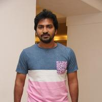 Vaibhav - Aambala Movie Success Meet Stills