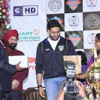 Abhishek Bachchan - Abhishek Bachchan at All India Inter University Basketball Tournament Photos