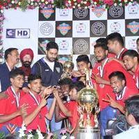 Abhishek Bachchan at All India Inter University Basketball Tournament Photos