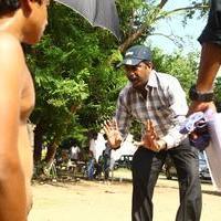 Vajram Movie Working Stills   Picture 940423