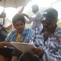 Vajram Movie Working Stills   Picture 940431