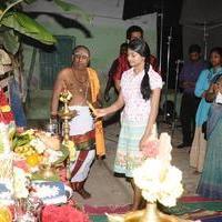 Trisha Illana Nayanthara Movie Pooja Stills   Picture 942037