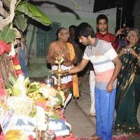 Trisha Illana Nayanthara Movie Pooja Stills   Picture 942039
