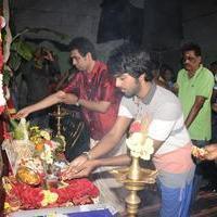 Trisha Illana Nayanthara Movie Pooja Stills   Picture 942041