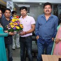 Vikram and Shankar at Chaat Bazaar Inaugural Function Photos