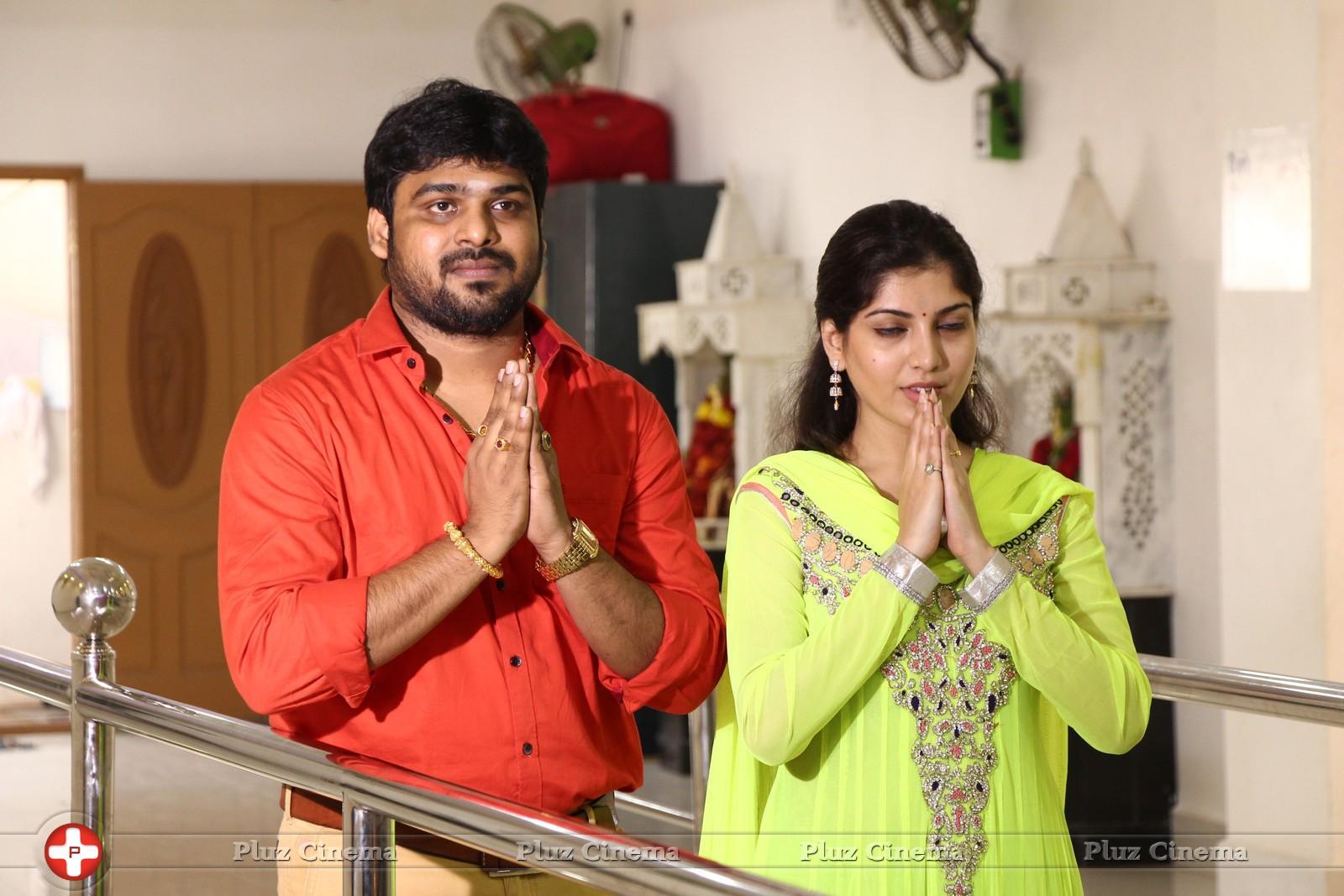 Raavaa Movie Pooja Stills | Picture 946636