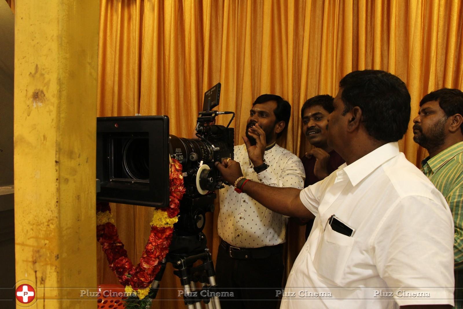 Raavaa Movie Pooja Stills | Picture 946638