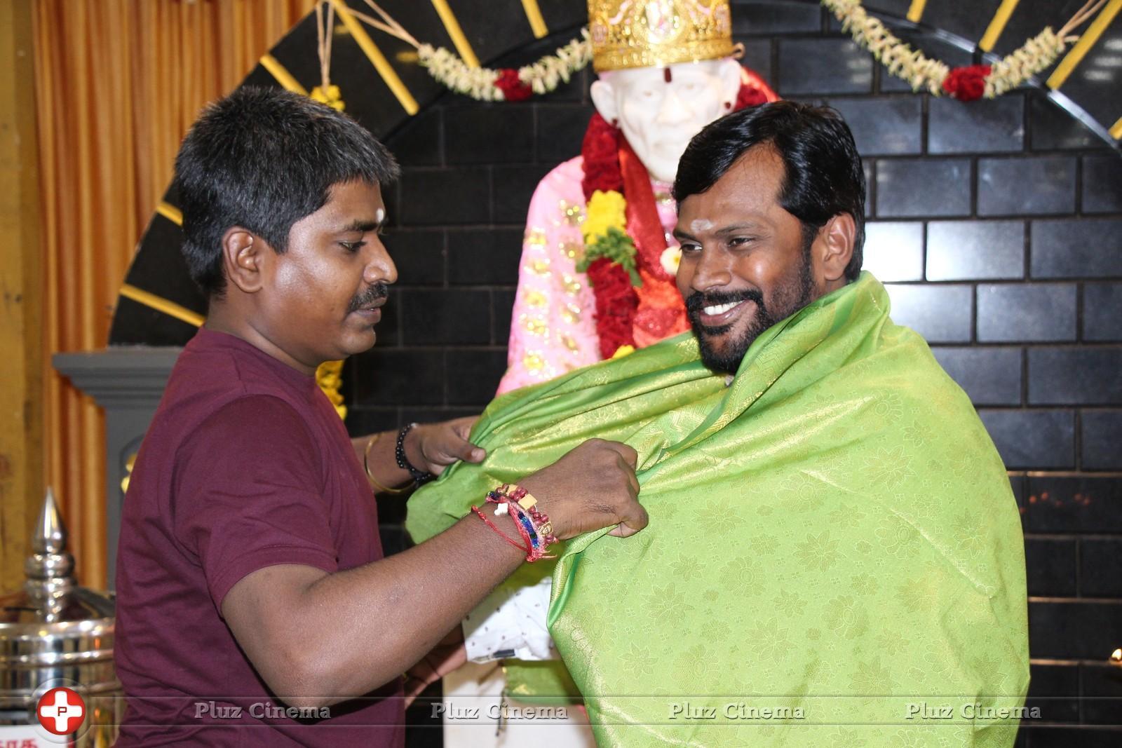 Raavaa Movie Pooja Stills   Picture 946642