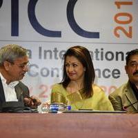Gautami Tadimalla - Kamal Haasan and Gautami at YICC Event Photos | Picture 946460