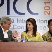 Gautami Tadimalla - Kamal Haasan and Gautami at YICC Event Photos | Picture 946461