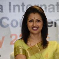 Gautami Tadimalla - Kamal Haasan and Gautami at YICC Event Photos