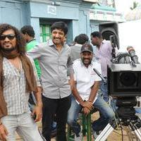 Thani Oruvan Movie Working Stills