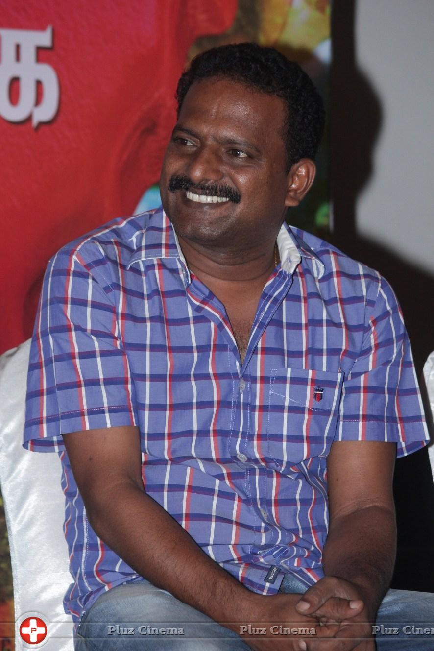 Ponram (Director) - Vasuvum Saravananum Onna Padichavanga Movie Press Meet Stills | Picture 1079322