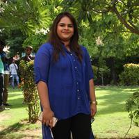 Vidyullekha Raman - Vasuvum Saravananum Onna Padichavanga Movie Press Meet Stills | Picture 1079291