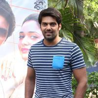 Arya (Actors) - Vasuvum Saravananum Onna Padichavanga Movie Press Meet Stills | Picture 1079300