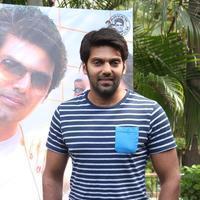 Arya (Actors) - Vasuvum Saravananum Onna Padichavanga Movie Press Meet Stills | Picture 1079302