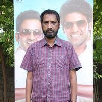 Na. Muthukumar - Vasuvum Saravananum Onna Padichavanga Movie Press Meet Stills | Picture 1079304