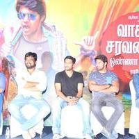 Vasuvum Saravananum Onna Padichavanga Movie Press Meet Stills | Picture 1079318