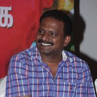 Ponram (Director) - Vasuvum Saravananum Onna Padichavanga Movie Press Meet Stills