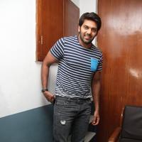 Arya (Actors) - Vasuvum Saravananum Onna Padichavanga Movie Press Meet Stills | Picture 1079350