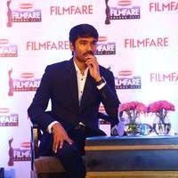 Dhanush - Dhanush at 62nd Britannia Filmfare Awards 2014 Press Meet Photos | Picture 1080045