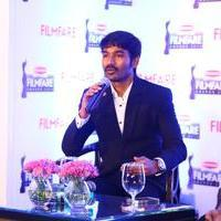 Dhanush - Dhanush at 62nd Britannia Filmfare Awards 2014 Press Meet Photos | Picture 1080050