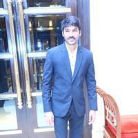 Dhanush - Dhanush at 62nd Britannia Filmfare Awards 2014 Press Meet Photos | Picture 1080069