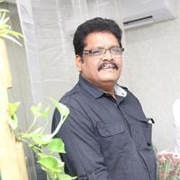K. S. Ravikumar - Dhanush at Tony and Guy Essensuals RA Puram Launch Stills