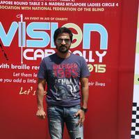 Vaibhav Reddy - Vision Car Rally 2015 Event Stills