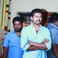 Vijay - Vijay 59 Movie Pooja Stills