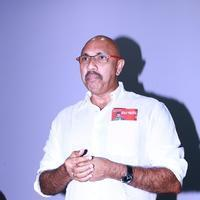 Sathyaraj - Va Gowthaman in Pursuit of Justice Documentary Screening Stills