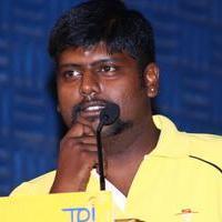 Ashwin Raja - Naradhan Movie Press Meet Stills