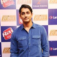 Siddharth - Norway Tamil Film Festival Award Ceremony Photos