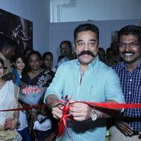 Kamal Hassan - Jallikattu (Veera Vilayattu) Photo Exhibition Opening Ceremony Stills